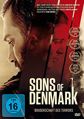 DVD - Sons of Denmark - Bruderschaft des Terrors