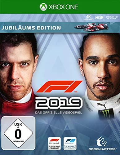 Xbox One - F1 2019 Jubiläums Edition [Xbox One]