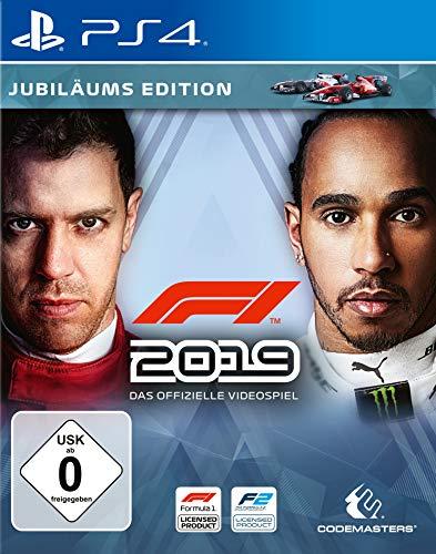 Playstation 4 - F1 2019 Jubiläums Edition [Playstation 4]