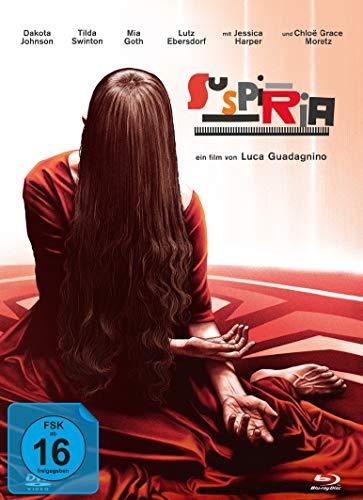 Blu-ray - Suspiria (Mediabook Edition)