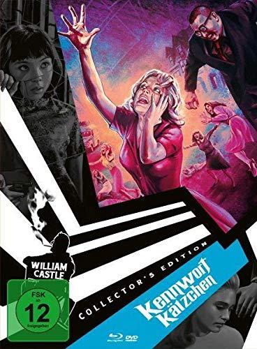 Blu-ray - Kennwort Kätzchen (William Castle Collector's Edition)