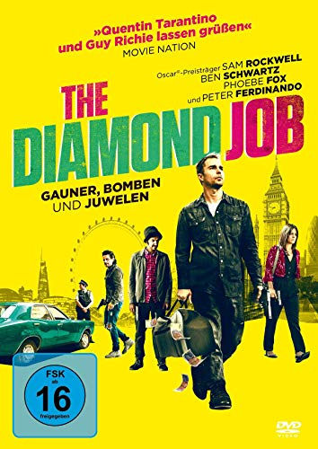 DVD - The Diamond Job