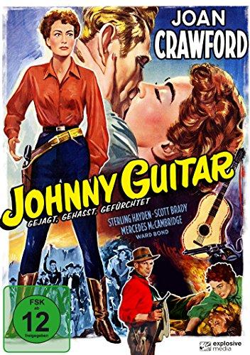 DVD - Johnny Guitar - Gehasst, gejagt, gefürchtet
