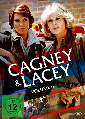 DVD - Cagney & Lacey - Staffel 6