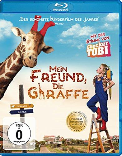 Blu-ray - Mein Freund, die Giraffe