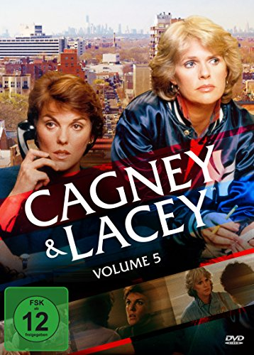 DVD - Cagney & Lacey - Staffel 5