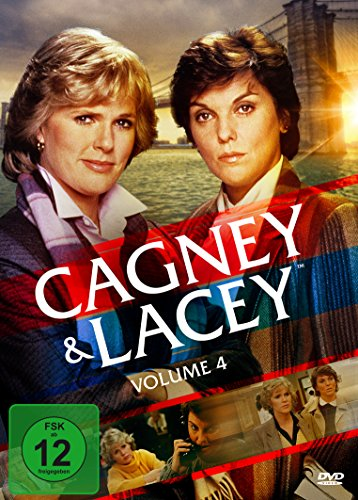 DVD - Cagney & Lacey, Vol. 4 [6 DVDs]