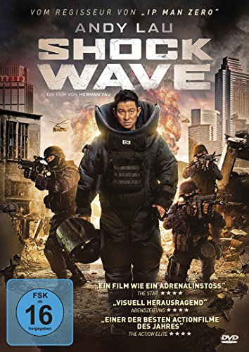 DVD - Shock Wave