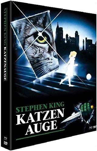 Blu-ray - Stephen King's - Katzenauge (Mediabook) (  DVD)