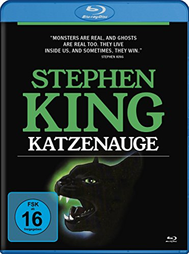 Blu-ray - Stephen King's - Katzenauge