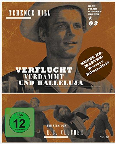 Blu-ray - Verflucht, Verdammt und Halleluja (Koch Film Western Helden 03)