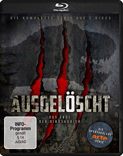 Blu-ray - Ausgelöscht - Das Ende der Dinosaurier