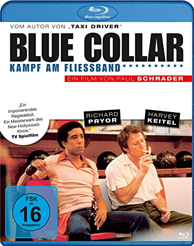Blu-ray - Blue Collar - Kampf am Fliessband