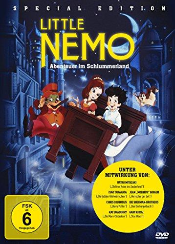 DVD - Little Nemo - Abenteuer im Schlummerland (Special Edition)
