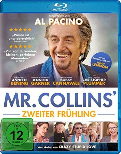 Blu-ray - Mr. Collins' zweiter Frühling