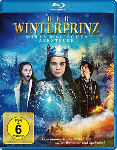 Blu-ray - Der Winterprinz - Miras magisches Abenteuer