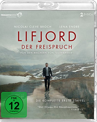 Blu-ray - Lifjord: Der Freispruch - Staffel 1