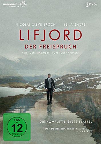 DVD - Lifjord - Der Freispruch: Die komplette erste Staffel [3 DVDs]
