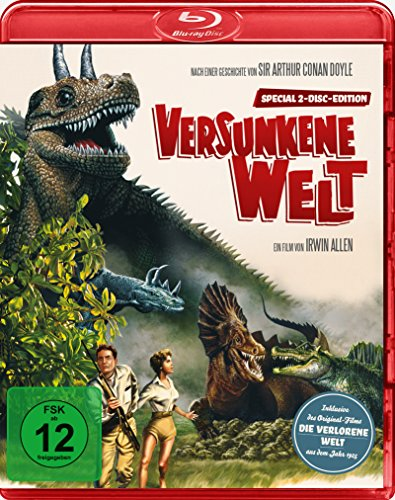 Blu-ray - Versunkene Welt (Special Edition)