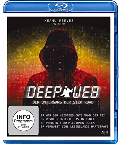 Blu-ray - Deep Web - Der Untergang der Silk Road