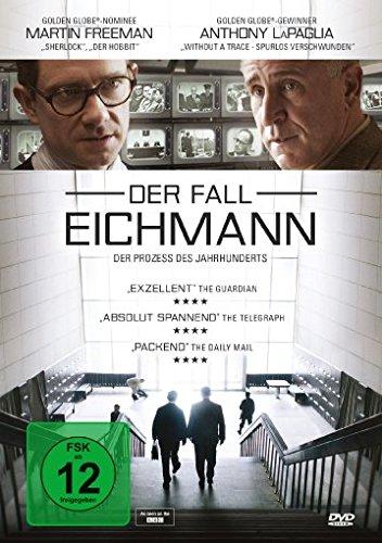 DVD - Der Fall Eichmann