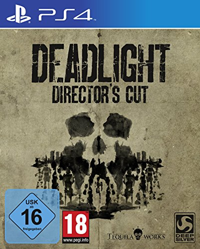 Playstation 4 - Deadlight - Director's Cut