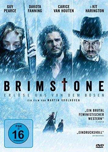 DVD - Brimstone - Erlöse uns von dem Bösen