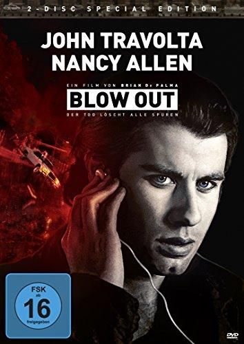 DVD - Blow Out - Der Tod löscht alle Spuren (2-Disc Special Edition)