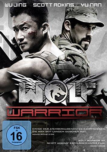 DVD - Wolf Warrior