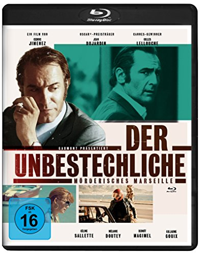 Blu-ray - Der Unbestechliche - Mörderisches Marseille