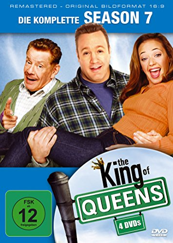 DVD - The King of Queens - Season 7 - Remastered [4 DVDs]