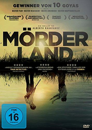 DVD - Mörderland
