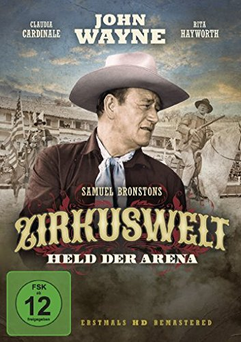 DVD - Zirkuswelt - Held der Arena (Remastered)