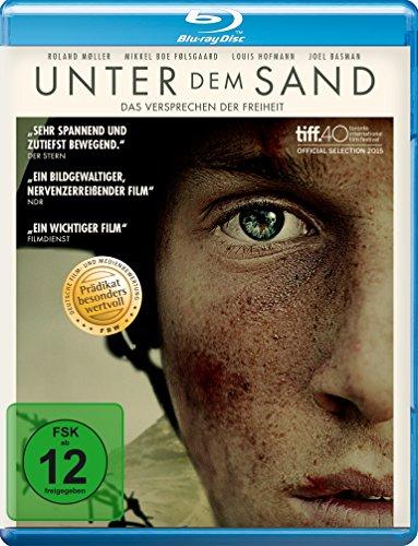 Blu-ray - Unter dem Sand - Das Versprechen der Freiheit