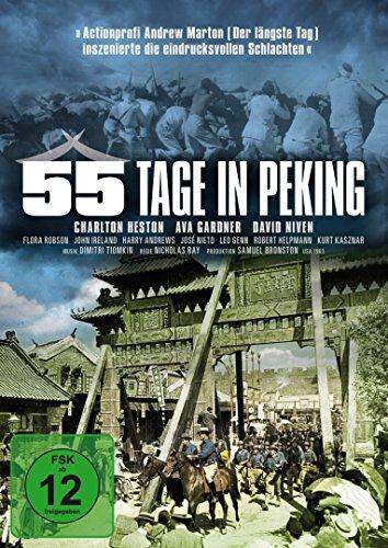DVD - 55 Tage In Peking