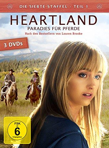 DVD - Heartland - Paradies für Pferde - Staffel 7.2 (3 DVD SET)