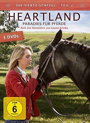 DVD - Heartland - Paradies für Pferde - Staffel 7.1 (3 DVD SET)