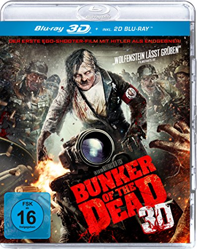 Blu-ray - Bunker Of The Dead 3D
