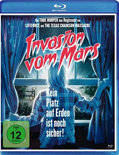 Blu-ray - Invasion vom Mars