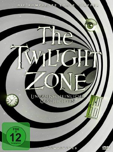 DVD - The Twilight Zone - Staffel 1