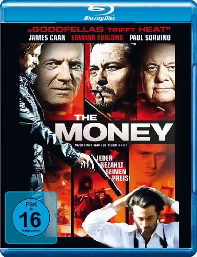Blu-ray - The Money - Jeder bezahlt seinen Preis!