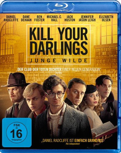 Blu-ray - Kill Your Darlings - Junge Wilde