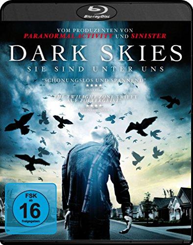 Blu-ray - Dark Skies - Sie sind unter uns