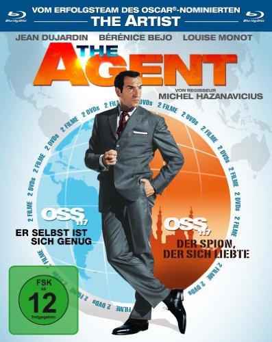 Blu-ray - The Agent - OSS 117, Teil 1 & 2 (2 Blu-rays)