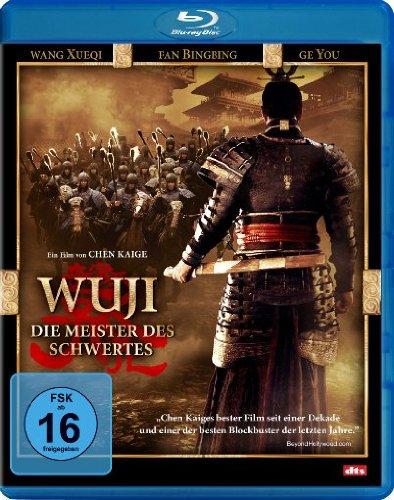 Blu-ray - Wuji - Die Meister des Schwertes