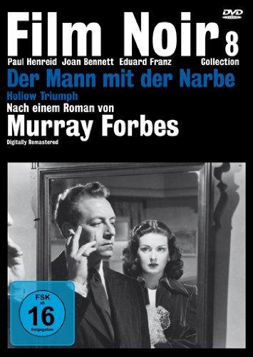 DVD - Der Mann mit der Narbe (Remastered) (Film Noir Collection 8)