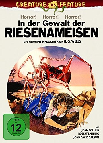 DVD - In der Gewalt der Riesenameisen