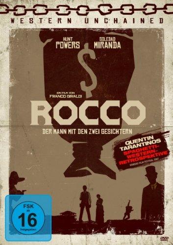 DVD - Rocco - Der Mann mit den zwei Gesichtern