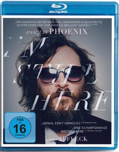 Blu-ray - I´m still here