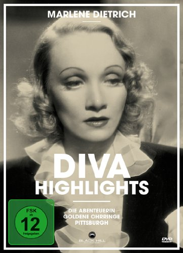 DVD - Marlene Dietrich - Diva Highlights 2 [3 DVDs]